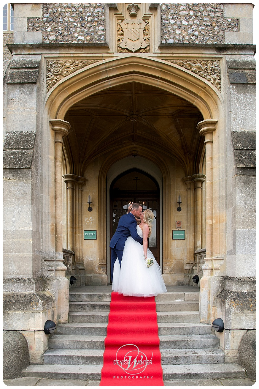 Horsley Tower Wedding Photographer