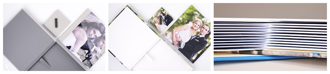 wedding album sample